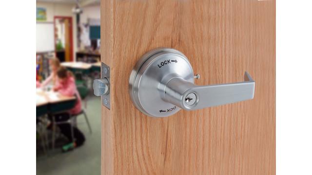Locks · PDQu0027s New Classroom Intruder Cylindrical Lock: A New Dimension In  School Security
