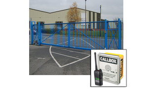 GateGuard® Radio Callbox/Intercom