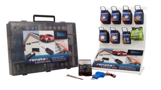 Keyless Entry Battery Kits