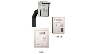 TEC 1 Series - Basic Telephone Entry with LCD Display