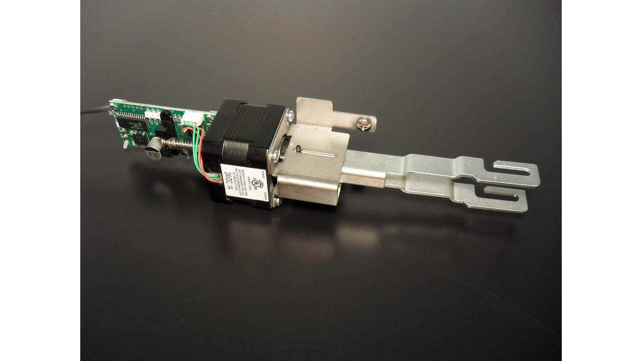 Adding Electric Latch Retraction With Acsi S New Motor