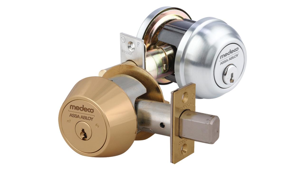 Maximum Security With Medeco Maxum Locksmith Ledger