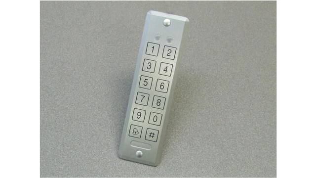 Universal 26 Bit Wiegand Keypad Locksmith Ledger