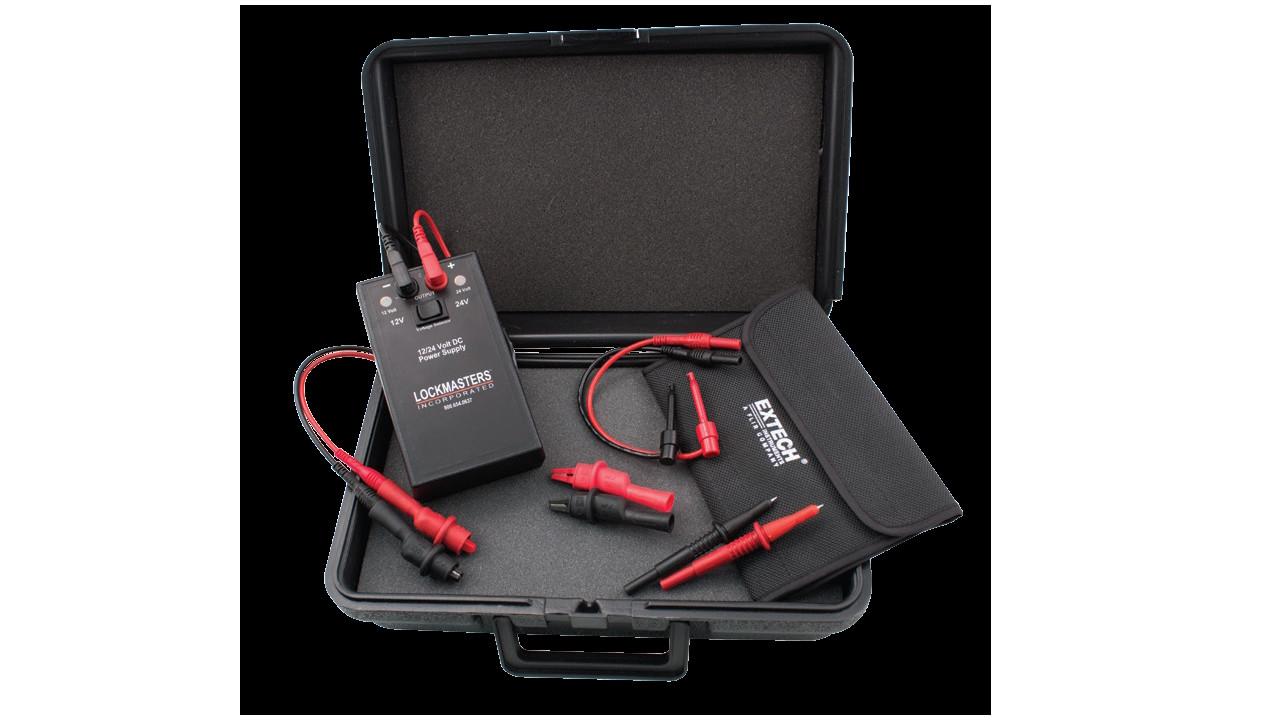 12 24v Battery Power Supply Locksmith Ledger