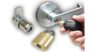 CyberLock Electronic Locks