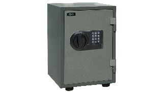 Fire Safe With High-Security Electronic Lock