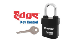Master Lock Reintroduces Edge Key Control
