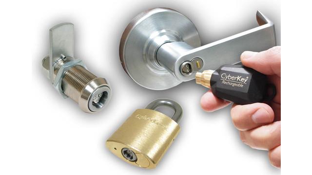 CyberLock Electronic Locks