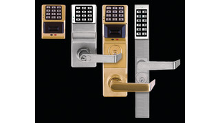 Wireless Lockdown with the Push of a Button From Alarm Lock