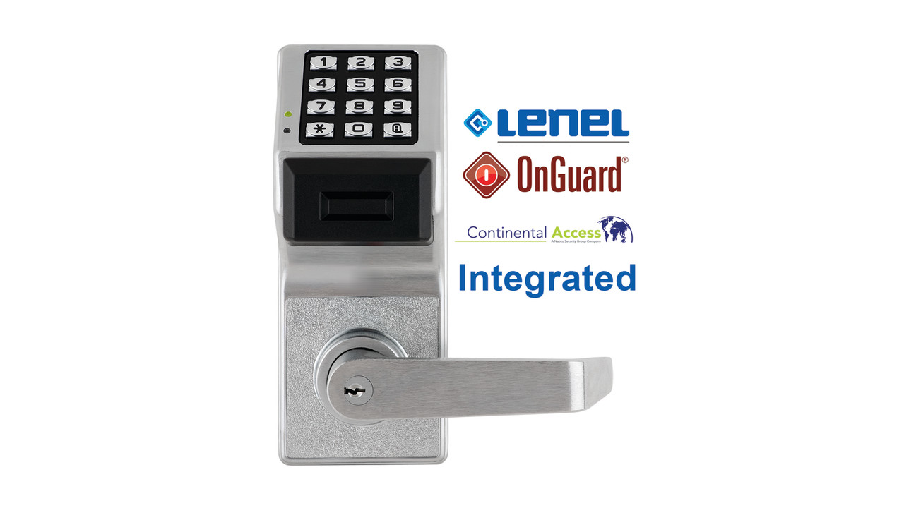 Networx Integrated With Lenel Onguard 174 Locksmith Ledger