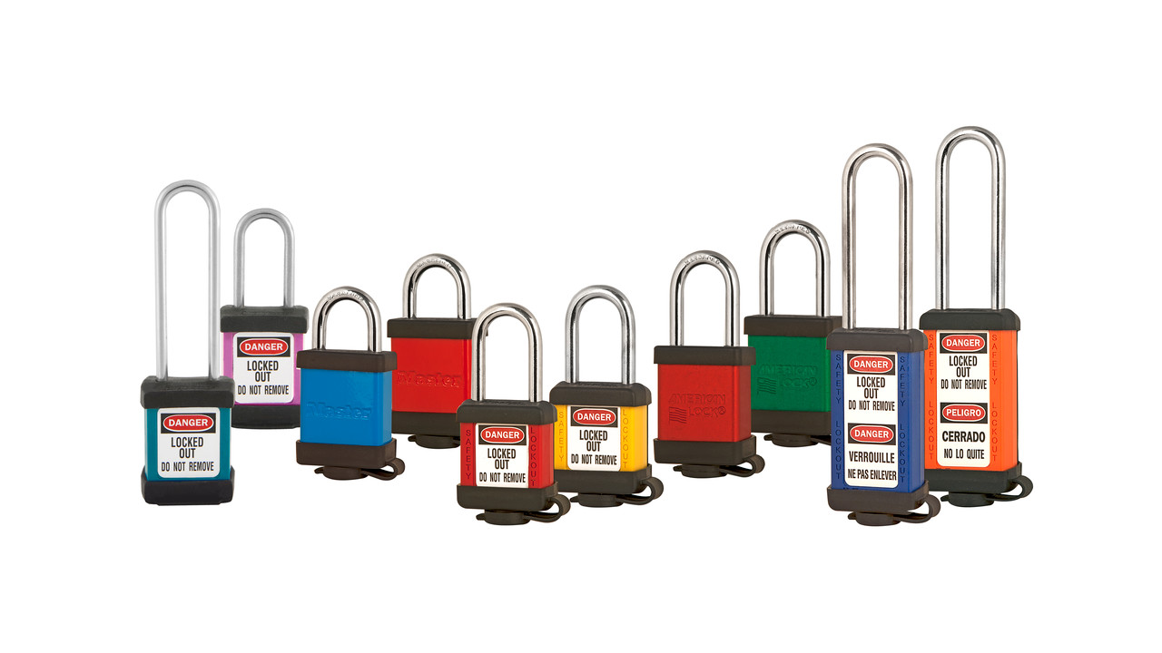 Extreme Environment Padlock Covers Locksmith Ledger