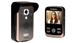 ENFORCER Wireless Video Door Phone