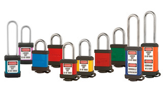 Extreme Environment Padlock Covers