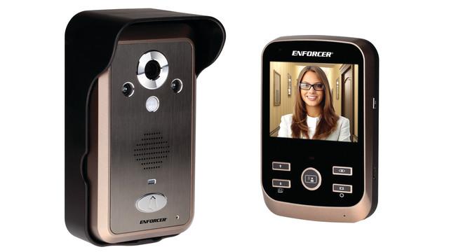 ENFORCER Wireless Video Door Phone