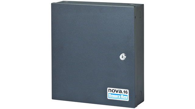 NOVA.16 Access Control Panel