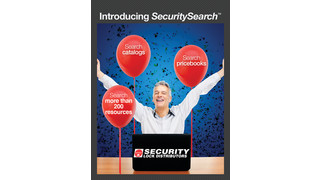 Security Lock Distributors Launches SecuritySearch