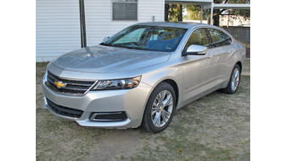 2014 Chevrolet Impala – Not Your Father's Chevrolet