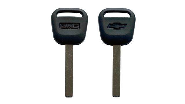 GM Key Changes