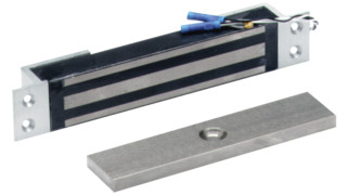 Controlling Access With Magnetic Locks
