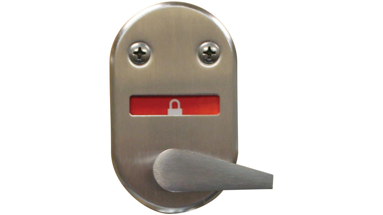 40h Visual Indicating Thumbturn Locksmith Ledger