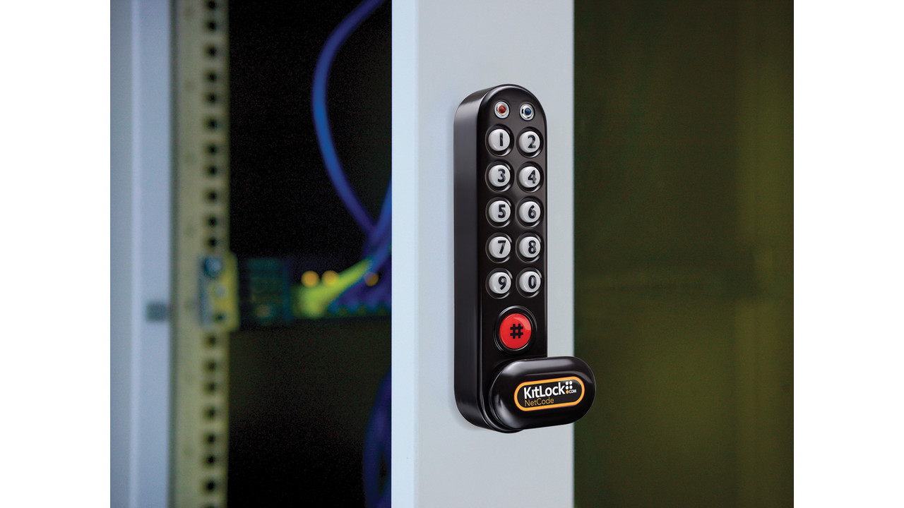 Remote Access Control With Netcode Enabled Digital Cabinet