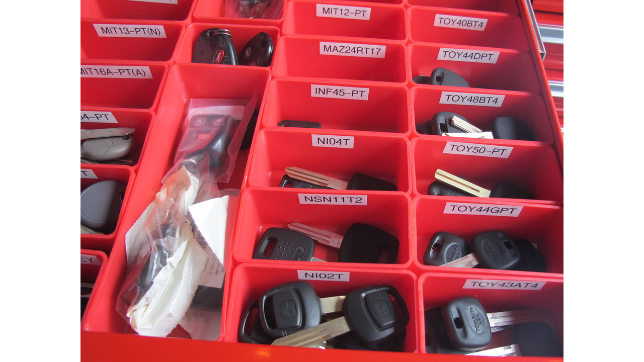 Starting A Business Part 2 Tool Storage Inside The