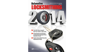 Automotive Locksmithing 2014