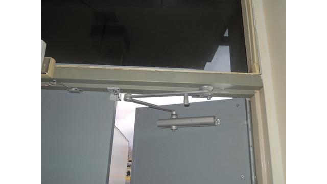 Replacement Double Doors Secure Office Building Part 2
