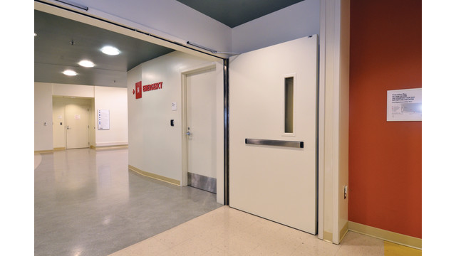 Hospital Fire Doors : Fire doors from a to z locksmith ledger