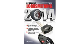 Automotive Locksmithing 2014