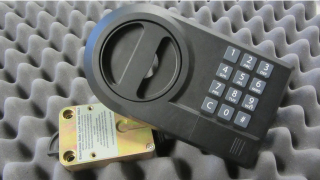 Going Electronic With Amsec Safe Locks Locksmith Ledger