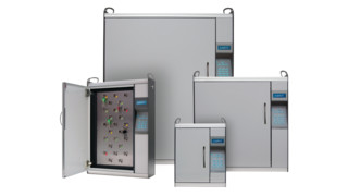 Secure It With C.Q.R.iT Electronic Cabinets