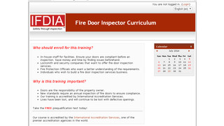 FDIA Launches Swinging Fire Door Inspection Online Course