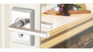 Keypad Lock Makeover: LISCIO Combines Function & Aesthetics
