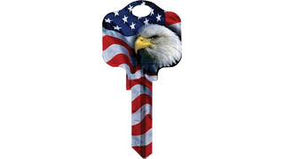 American Eagle Key