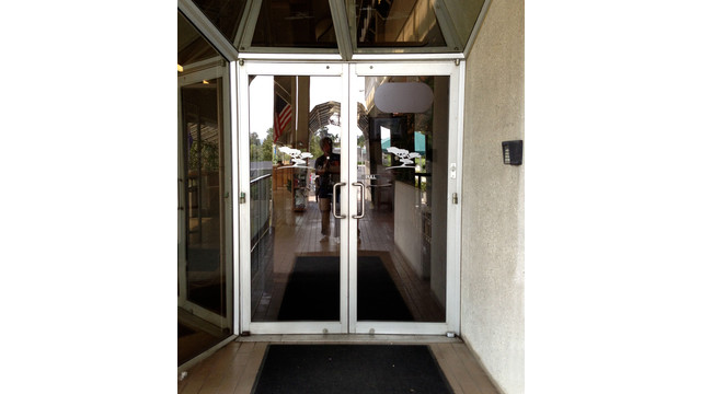 Servicing And Upgrading Storefront Doors Locksmith Ledger