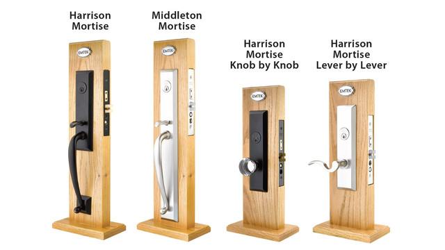 Harrison And Middleton Mortise Entry Sets Locksmith Ledger