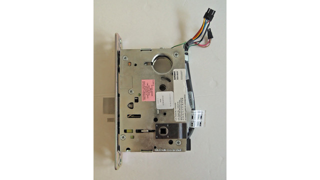 Sargent 8200 Series Ecoflex Mortise Lock Benefits For The