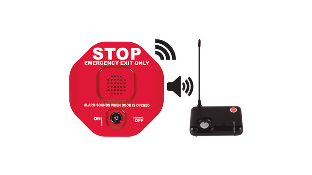 Wireless Exit Stopper®