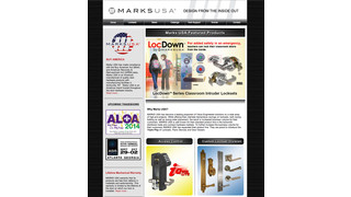 Marks USA Launches New Website