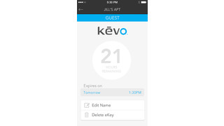 Kwikset Kevo Upgrade Brings Free, Unlimited Guest eKeys